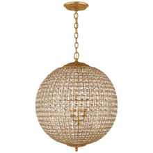 Load image into Gallery viewer, Renwick Large Sphere Chandelier