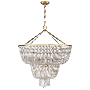 Jacqueline Two-Tier Chandelier