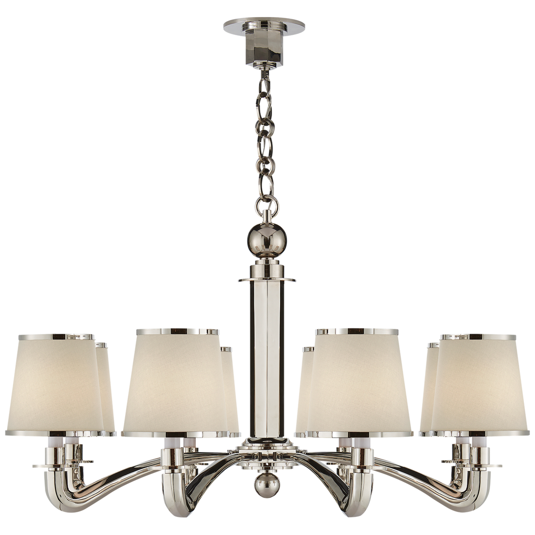 Tuileries Chandelier  by Visual Comfort