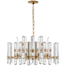 Load image into Gallery viewer, Bonnington Large Chandelier by Visual Comfort