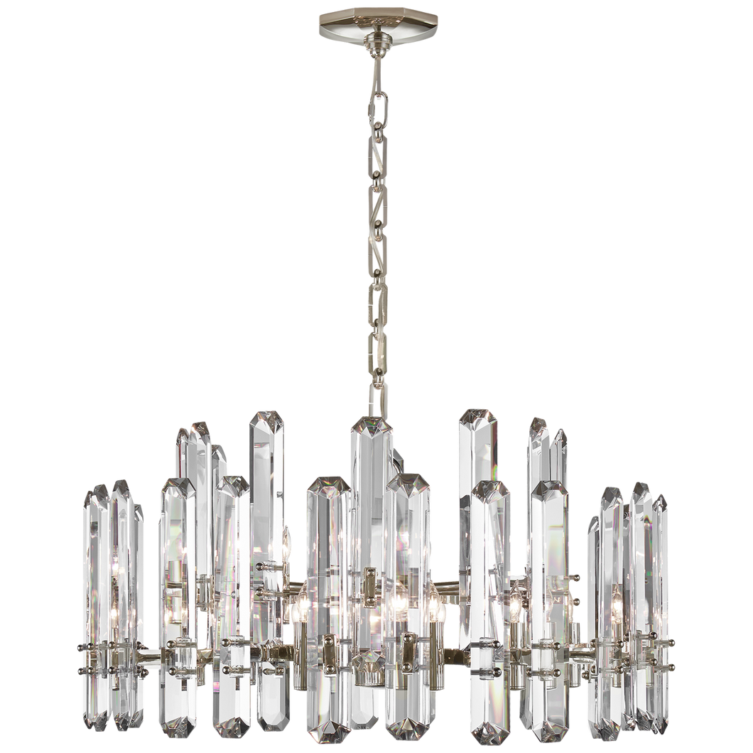 Bonnington Large Chandelier by Visual Comfort
