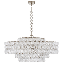 Load image into Gallery viewer, Liscia Large Chandelier by Visual Comfort