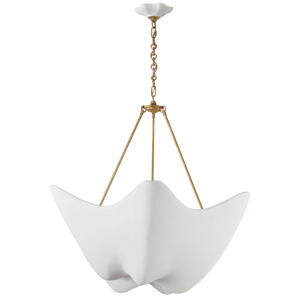 Cosima Large Chandelier by AERIN