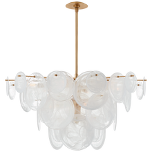 Load image into Gallery viewer, Loire Large Chandelier by Visual Comfort
