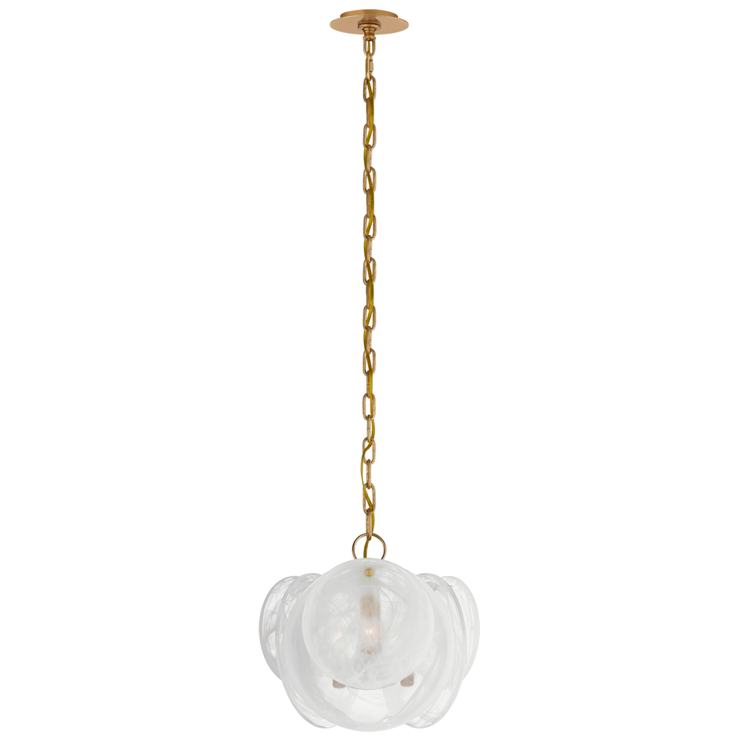 Loire Petite Chandelier by Visual Comfort