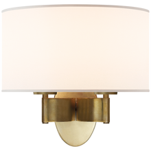 Load image into Gallery viewer, Graceful Ribbon Double Sconce by Visual Comfort