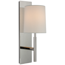 Load image into Gallery viewer, Clarion Medium Sconce by Barbara Barry