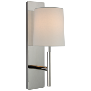 Clarion Medium Sconce by Barbara Barry