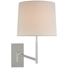 Load image into Gallery viewer, Clarion Medium Articulating Sconce by Barbara Barry