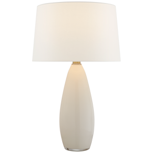 Myla Large Tall Table Lamp by Visual Comfort