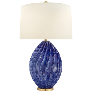 Dianthus Large Table Lamp by Visual Comfort