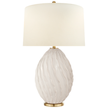 Load image into Gallery viewer, Dianthus Large Table Lamp by Visual Comfort