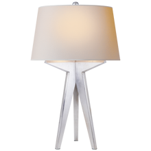Load image into Gallery viewer, Russell Modern Tripod Table Lamp
