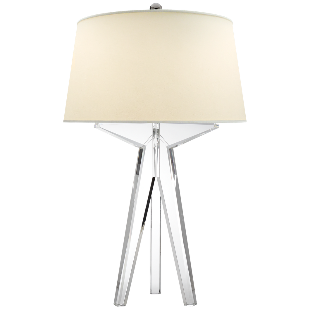 Russell Modern Tripod Table Lamp