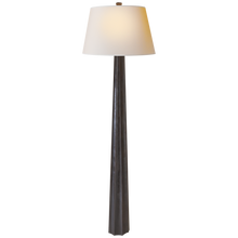 Load image into Gallery viewer, Fluted Spire Floor Lamp by Visual Comfort