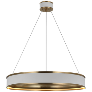 "Connery 40"" Ring Chandelier by Visual Comfort"