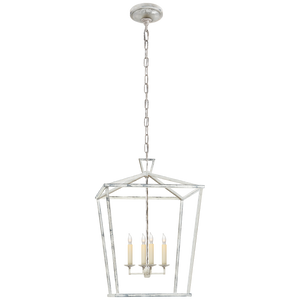 Darlana Medium Lantern by Visual Comfort