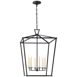 Darlana Lantern by Visual Comfort