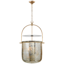 Load image into Gallery viewer, Lorford Smoke Bell Lantern by Visual Comfort