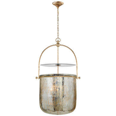 Lorford Smoke Bell Lantern by Visual Comfort