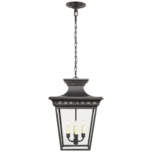 Elsinore Medium Hanging Lantern by Visual Comfort