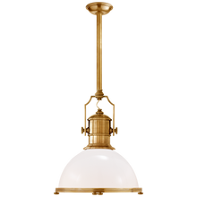 Load image into Gallery viewer, Country Industrial Pendant by Visual Comfort