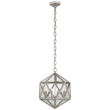 Load image into Gallery viewer, Zeno Medium 18 Facet Hedron Lantern  by Visual Comfort