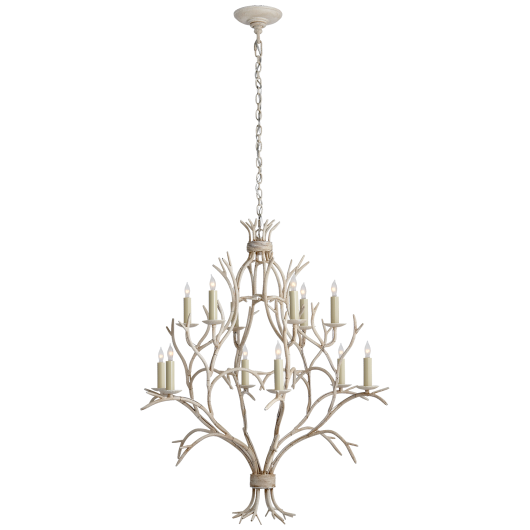 Branch Open Frame Chandelier