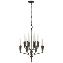Load image into Gallery viewer, Aiden Small Chandelier by Visual Comfort