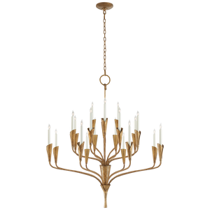Aiden Large Chandelier by Visual Comfort