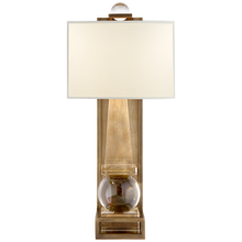 Load image into Gallery viewer, Paladin Tall Obelisk Sconce by Visual Comfort