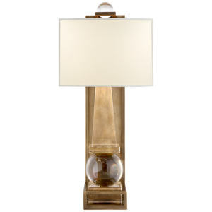 Paladin Tall Obelisk Sconce by Visual Comfort