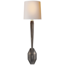Load image into Gallery viewer, Ruhlmann Single Sconce by Chapman & Myers