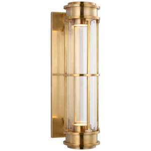 "Gracie 19"" Linear Sconce by Chapman & Myers"