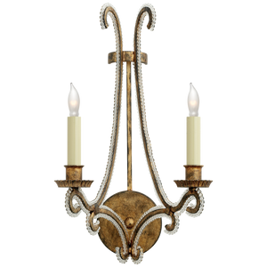 Oslo Sconce by Visual Comfort