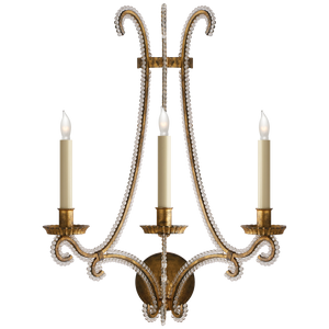 Oslo Large Sconce by Visual Comfort