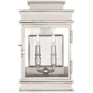 Linear Lantern Short by Visual Comfort