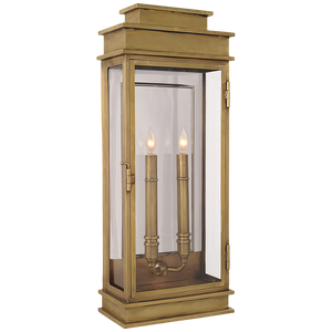 Linear Lantern Tall by Visual Comfort