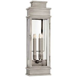 Linear Large Wall Lantern by Visual Comfort