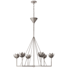 Load image into Gallery viewer, Alberto Large Single Tier Chandelier