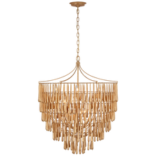 Load image into Gallery viewer, Vacarro Large Chandelier by Julie Neill