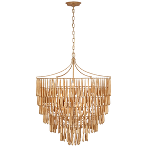 Vacarro Large Chandelier by Julie Neill