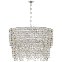 Load image into Gallery viewer, Milazzo Large Waterfall Chandelier by Visual Comfort