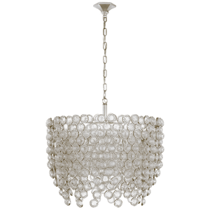 Milazzo Medium Waterfall Chandelier by Visual Comfort