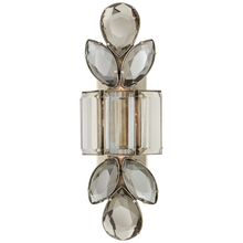 Load image into Gallery viewer, Lloyd Large Jeweled Sconce by Visual Comfort