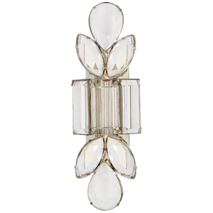 Lloyd Large Jeweled Sconce by Visual Comfort