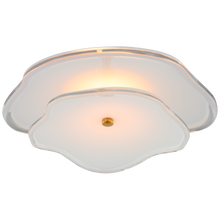 "Load image into Gallery viewer, Leighton 14"" Layered Flush Mount by Kate Spade New York"