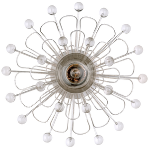Keaton Wire Floral Sconce by Visual Comfort