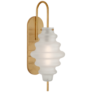 Tableau Large Sconce by Kelly Wearstler