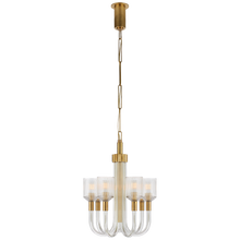 Load image into Gallery viewer, Reverie Small Single Tier Chandelier by Visual Comfort